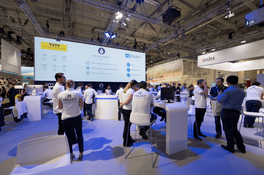 Dmexco AT Internet
