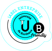 label Université Bordeaux Friendly