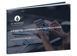 Shopping apps Deutschlands - Mobile analytics