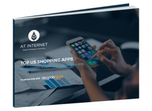 Top US shopping apps - Mobile analytics